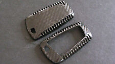 Real Carbon Fiber Key Fob Case Cover For BMW 1 3 4 Series F20 F21 F30 F31 F36
