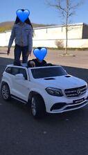 Kinderauto Kinderfahrzeug Elektroauto Mercedes GLS63 AMG 2 Sitzer