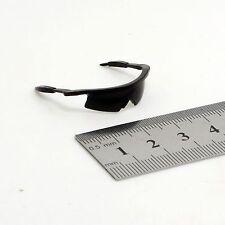1/6 Scale HOT Male Sunglasses Black TOYS XE48-16