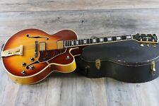 Vintage! 1972 Gibson Custom Shop L-5 CES Vintage Sunburst + OHSC