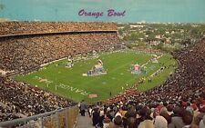 FL - 1960's Florida Unusual Orange Bowl Stadium in Miami, FLA - Football Classic