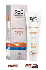 Roc Soleil-Protect Anti-shine Mattifying Fluid SPF30 50ml