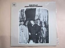 Bob Dylan, John Wesley Harding, rare mono, Australian pressing