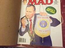MAD Magazine George Bush, Princ eOf Tides July 1992#312 Free Shipping