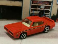 """1969 69 Pontiac GTO """"THE JUDGE"""" Muscle Car in 1/64 Scale Limited Edition Z19"""