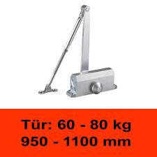 HYDRAULISCHER Türschliesser TÖSCH 404K (60-80 kg)