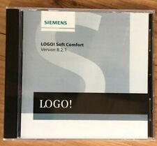 Siemens LOGO Programmier Software Soft Comfort V 8.2.1 Neu CD noch verschweißt