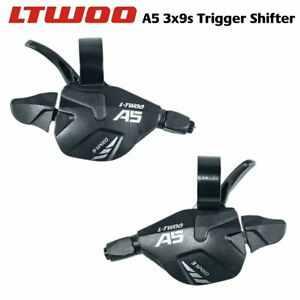LTWOO A5 3x9 speed, 27s Trigger Shifter compatible ALIVIO MTB 9S Trigger Shifter