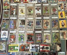 $15 for 15  baseball card  RC / GRADED 10 / GAME USED lot!  READ!  AARON JUDGE