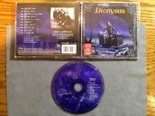 DIONYSUS - SIGN OF TRUTH 2002 1PR NEW! NATION LUCA TURILLI RHAPSODY OF FIRE