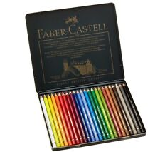 Faber-castell 24 Polychromos neufs sous blister