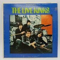 The Kinks - The Live Kinks 1967 RARE Ltd. Ed. LP Vinyl Record Album RS-6260 VG+