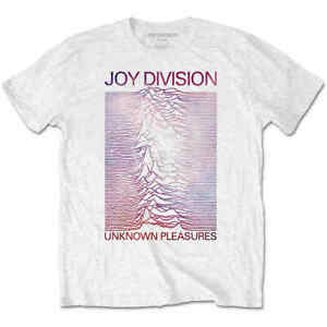 Joy Division: 'Unknown Pleasures Star Field Fade' T-Shirt *Official Merchandise*