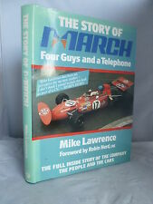 The Story of March by Mike Lawrence HB DJ Illustrated 1990