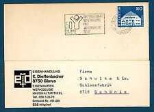 SWITZERLAND - SVIZZERA - 1970 - Cart. Post. - Destinazione SCHANIS. E3309