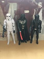 New Star Wars Rogue One  12 Inch Figures. Darth Vader.Stormtrooper.Deathtrooper.