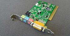 PCI-Soundkarte TerraTec 128i Sound Card intern 3D-Sound Vspace 8Bit 16Bit 48kHz