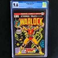 STRANGE TALES #178 💥 CGC 9.6 💥 1st Appearance of MAGUS! Warlock Marvel 1975