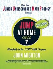 JUMP at Home Grade 7: Worksheets for the JUMP Math