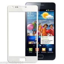 Ricambio Vetro Bianco per TouchScreen per Samsung Galaxy S2 Vetrino No Schermo
