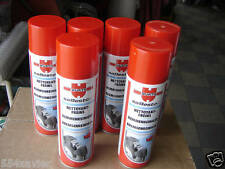 nettoyant frein 12 x 500 ml en bombe super puissant ! marques wurth