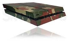 MATT MIMETICO Pelle per Playstation 4 PS4 Adesivo Wrap Decalcomania COVER CAMOUFLAGE