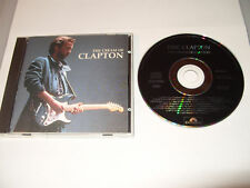 Various Artists -The Cream Of Clapton (CD 1995) cd is excellent