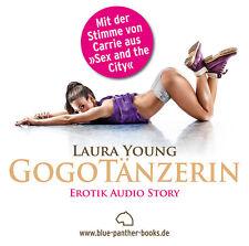 Mängelexemplar: GogoTänzerin | Erotisches Hörbuch 1 CD Laura Young