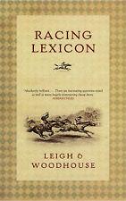 Racing Lexicon, Leigh, John, Woodhouse, David