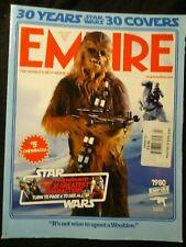 EMPIRE Magazine 2007 July #5 Chewbacca Star Wars 30 Years & Covers