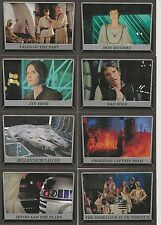 2016 STAR WARS ROGUE ONE MISSION BRIEFING BLACK BORDER #37 THE PRINCESS IS HERE