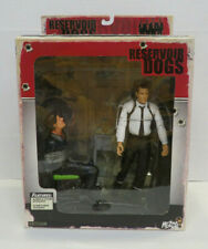 Reservoir Dogs Action Figure Set (2001) Artisan Entertainment Mezco New