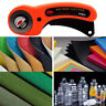 45mm Rotary Cutter Fabric Cloth Cutting Sewing Quilting Quilters Crafts Tool NEW