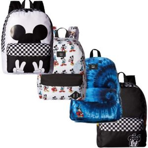 Van Off The Wall x Disney Mickey Mouse 90th Anniversary Backpack Bag