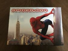 Spiderman Limited Edition Collectors Gift Set 2002 - Does Not Include Movie Dvds