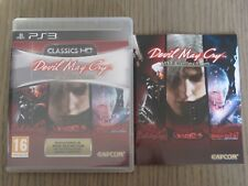 JEU PLAYSTATION 3 PS3   DEVIL MAY CRY HD COLLECTION  COMPLET