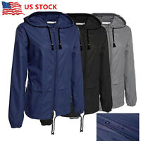 Men Women Windproof Waterproof Jacket Bicycle Outdoor Sport Rain Coat Unisex Hot