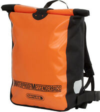 ORTLIEB MESSENGER CLASSIC BIKE BAG ORANGE