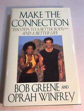 Oprah Winfrey And Bob Greene Make The Connection 1996 Better body Fitness Health