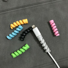 8Pcs Protective Charging Charger Cable Protector Cord Saver fit iPhone products