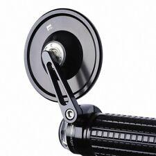 MOTOGADGET M.VIEW SPY 60mm GLASSLESS BAR END MIRROR RETRO CAFE RACER BOBBER