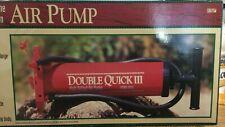 Ozark Trail High output Double Volume Air pump Model 58615W
