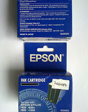 ORIGINALE Epson s020025 Epson Stylus 400 800 800 + 1000 made in Japan