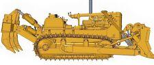 - CCMD9G-02 - CATERPILLAR D9G équipé du ripper  -