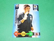 KAWASHIMA JAPAN PANINI FOOTBALL FIFA WORLD CUP 2010 CARD ADRENALYN XL