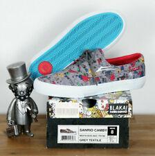 Lakai Footwear Skate Zapatos shoes Camby Hello Kitty Sanrio grey Textile 6 /