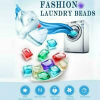 10PCS Decontamination Laundry Ball Super Concentrated Washing Keep Fresh Y1N4