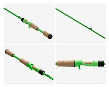 "13 Fishing Fate Black 7'3"" Medium Heavy Fast Casting Rod Ftb2C73Mh Brand New"