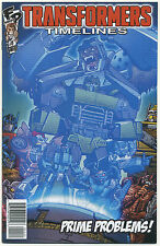 TRANSFORMERS TIMELINES #11; 2016 NM/MT CYBERTRON'S MOST WANTED Diamond Edition