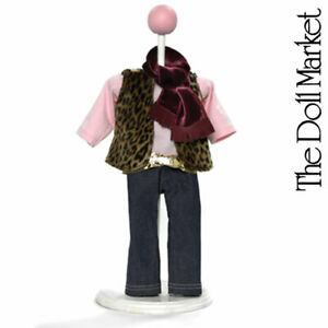 """Madame Alexander Warm & Cuddly Outfit #67000 fits 18"""" American Girl Dolls"""